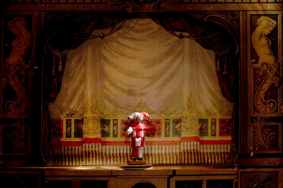 Miniaturtheater Dresden_Victoria Theater Karl Heinz Gündel